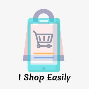 I Shop Easily Logo